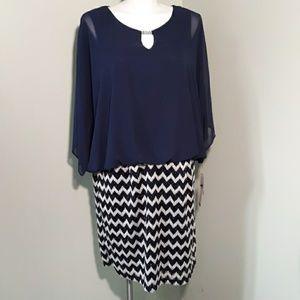 NWT Perceptions Dress size 24W